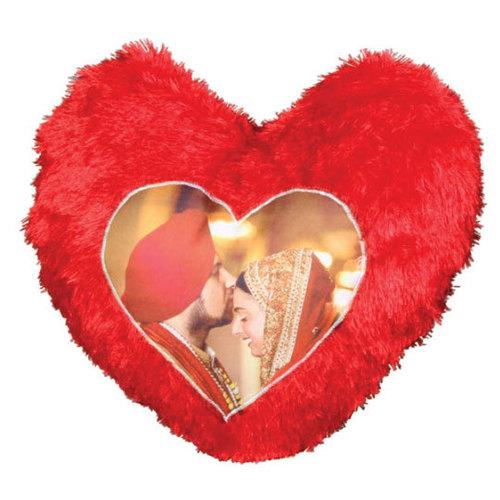 Heart Cushion Fur Double SideDS-376