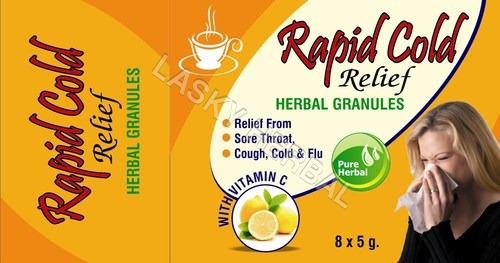 Cold Relief Herbal Granules