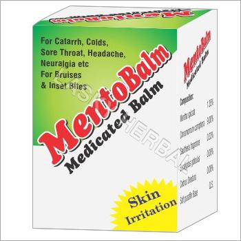 Medicated Balm