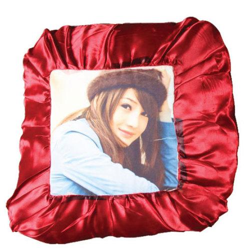 Satan Frill Cushion 16X16DS-387