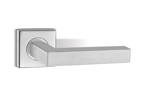 Square Pipe Mortise Handle