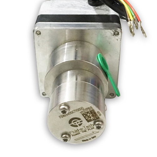 Electro Magnetic Drive Gear Pump