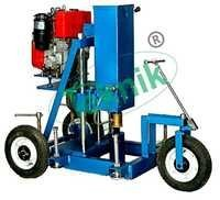 Core Drilling Machine supplied with Diesel engine
