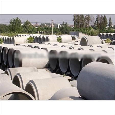 Concrete Pipe Making Plant