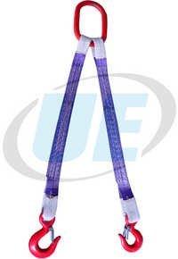 2 Legged Polyester Multileg Sling