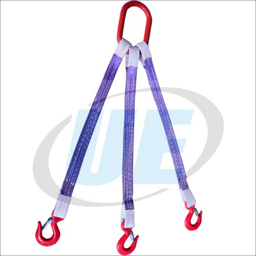 3 Legged Polyester Multileg Sling