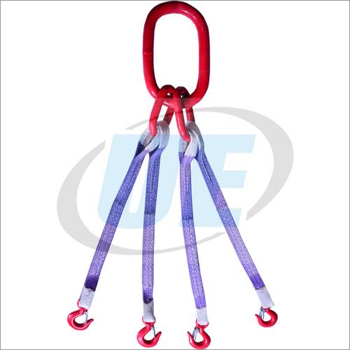 4 Legged Polyester Multileg Sling