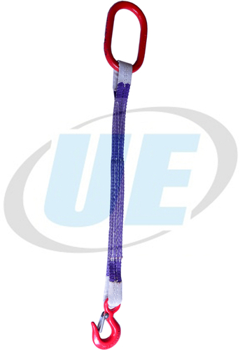Single Legged Polyester Multileg Sling