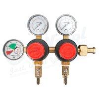 Taprite CO2 Dual Regulator