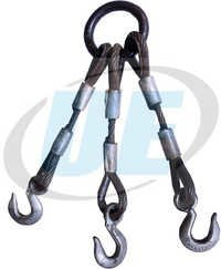 3 Legged Wire Rope  Sling