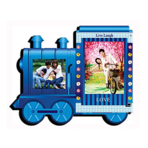 train photo frameDS-553