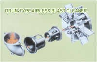 Drum Type Airless Blast Cleaner