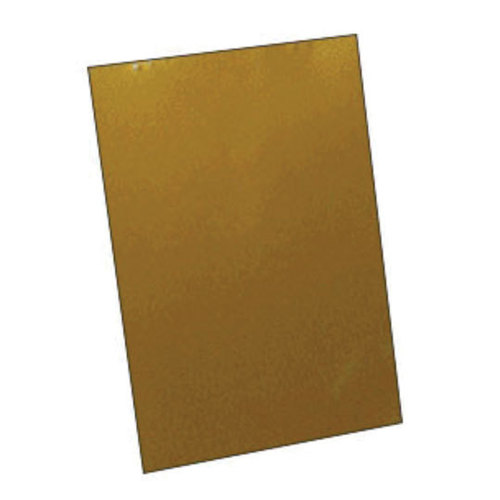 Golden Metal Sheet A4 (Aluminium)DS-702