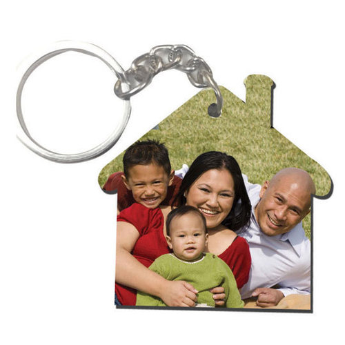 Sublimation Wooden Key Chains