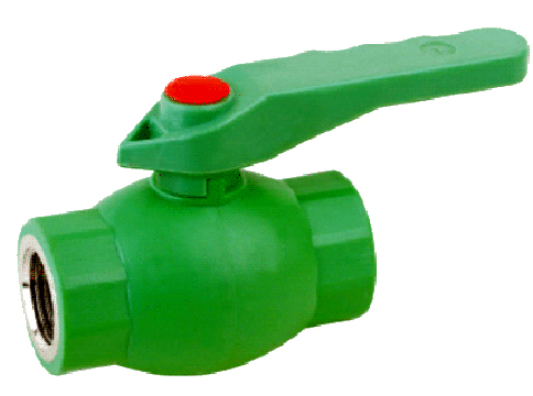 Ppr ball valves