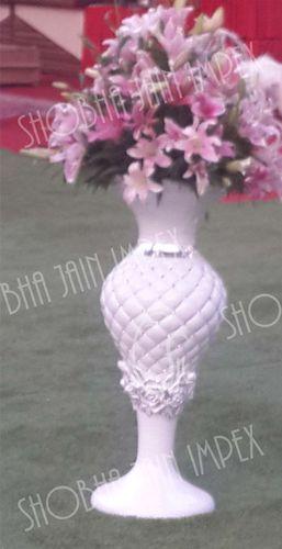 Cross Fiber Flower Pot