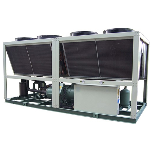 Low Temperature Screw Chillers