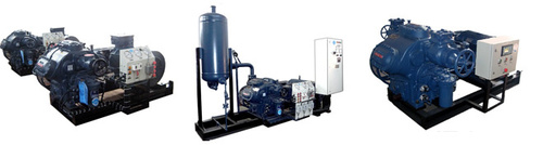 Reciprocating Compressor Chiller