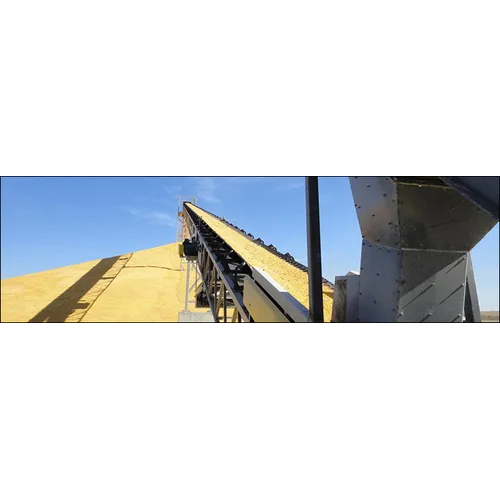 Biomass Handling Plant