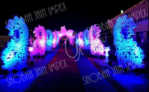 Passage Jalis For Indian Weddings