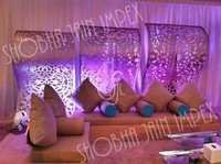 Lounge Backdrop for Wedding Backdrop