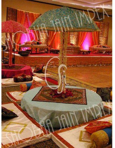 Hand Emroided Wedding Umbrella