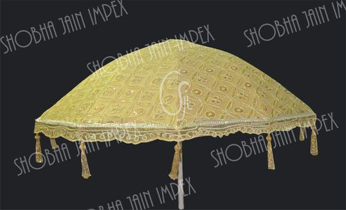 Fabric Wedding Umbrella