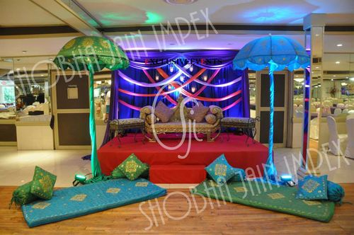 Mehendi Function Wedding Umbrella