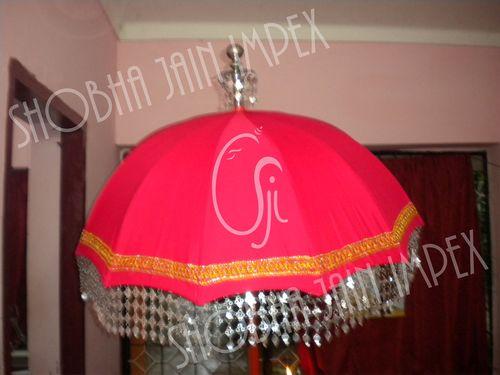Plain Muthukuda Wedding Umbrella
