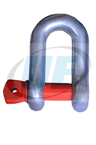 D-Shackles Screw Pin Type Gr-80 Alloy Steel