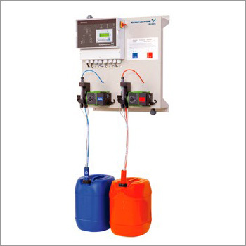 Disinfection System- Chlorine-Di-Oxide Generator