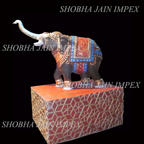 Decorative Elephant Statue For Wedding Gate