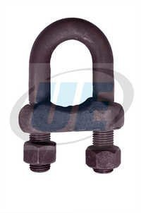 FORGED GRIP - BULLDOG GRIP - WIRE ROPE CLAMP AS PER IS