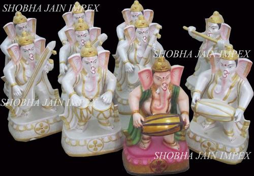 Musical Ganesh Ji Statue