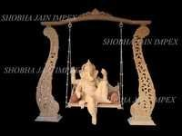 Ganesh Ji with Swing
