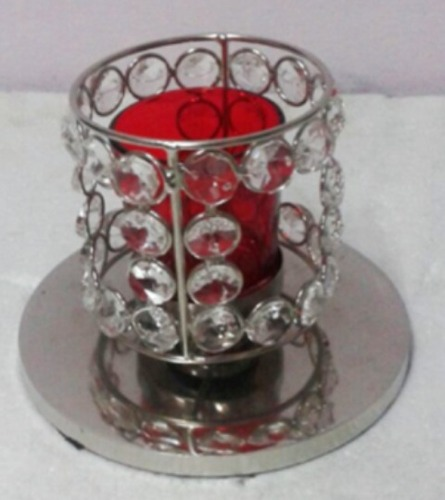 Glass Votive For Decoration