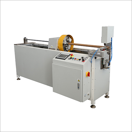 Automatic Paper Core Cutter