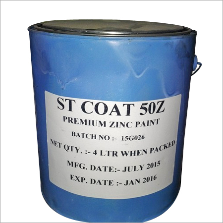 Cold Galvanizing Zinc Paint