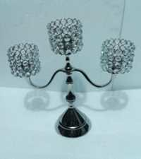 3 ARM  T-LIGHT CANDLE STAND