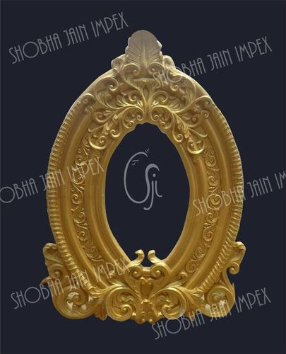 Oval Wedding Frame