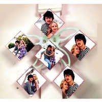 wall rotating photo frameDS-