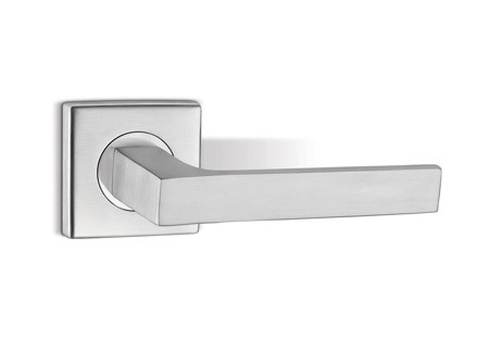 Glossy Finish Mortise Handles