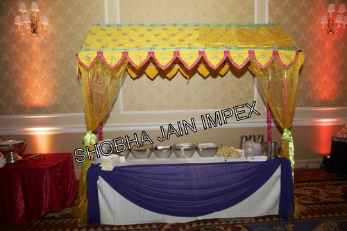 Food Stall Canopy