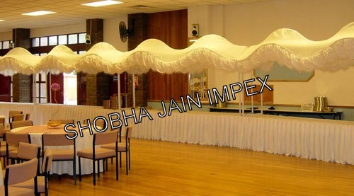 Stylish Fabric Food Canopy