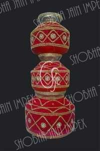 Indian Wedding Matka Set