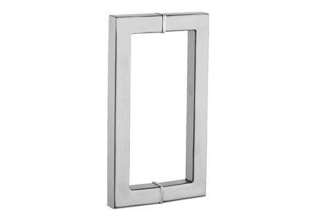 Square Glass Door Handle
