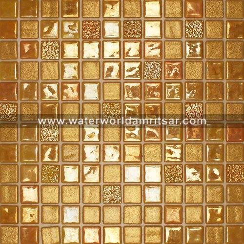 Shining Mosaic Tiles