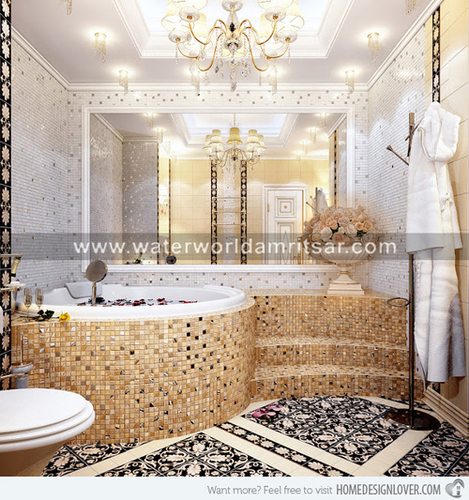 Decorative Mosaic Tiles