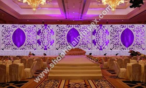 Pannel Wedding Stage