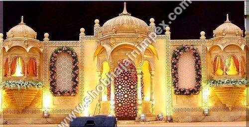 Haveli Wedding Stage